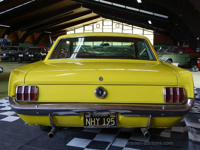 1965 FORD Mustang For Sale by Auction (picture 3 of 6)