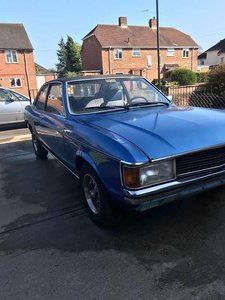 1974 Very rare ford granada 2 door saloon gl