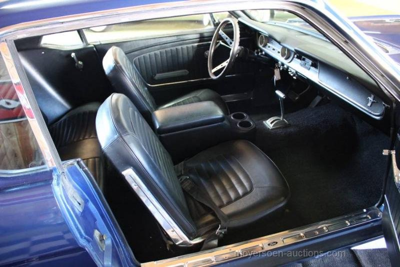 1965 FORD Mustang For Sale by Auction (picture 5 of 6)