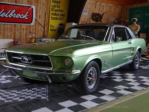 1967 FORD Mustang For Sale by Auction