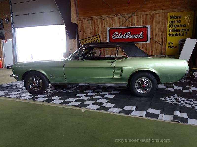 1967 FORD Mustang For Sale by Auction (picture 2 of 6)