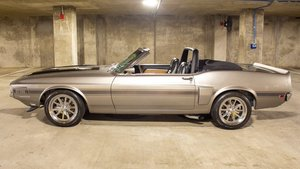 1970 Mustang Shelby GT350 Convertible 351 5 speed $69.9k