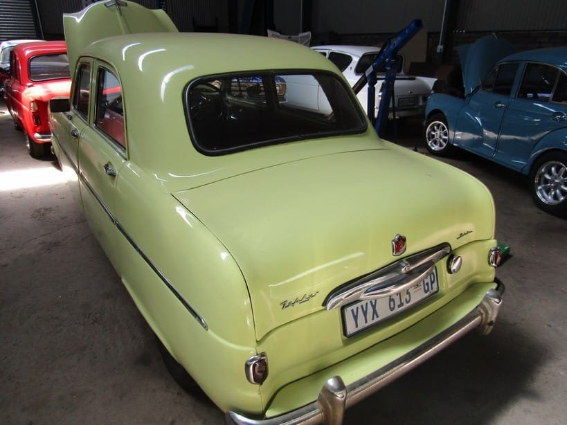 1954 MK1 FORD ZEPHYR For Sale (picture 2 of 6)