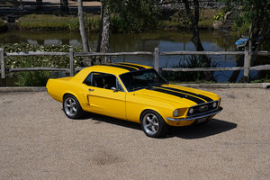 1967 Ford Mustang 289 (302) V8 Auto Fully Restored SOLD