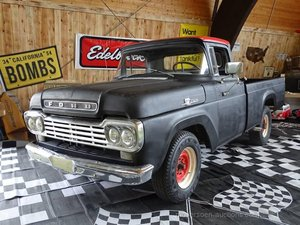 1959 FORD F100 For Sale by Auction