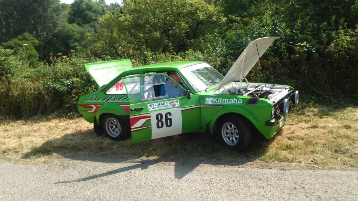 1972 MK2 Escort Group 4 Rally car ready to race SOLD (picture 4 of 6)
