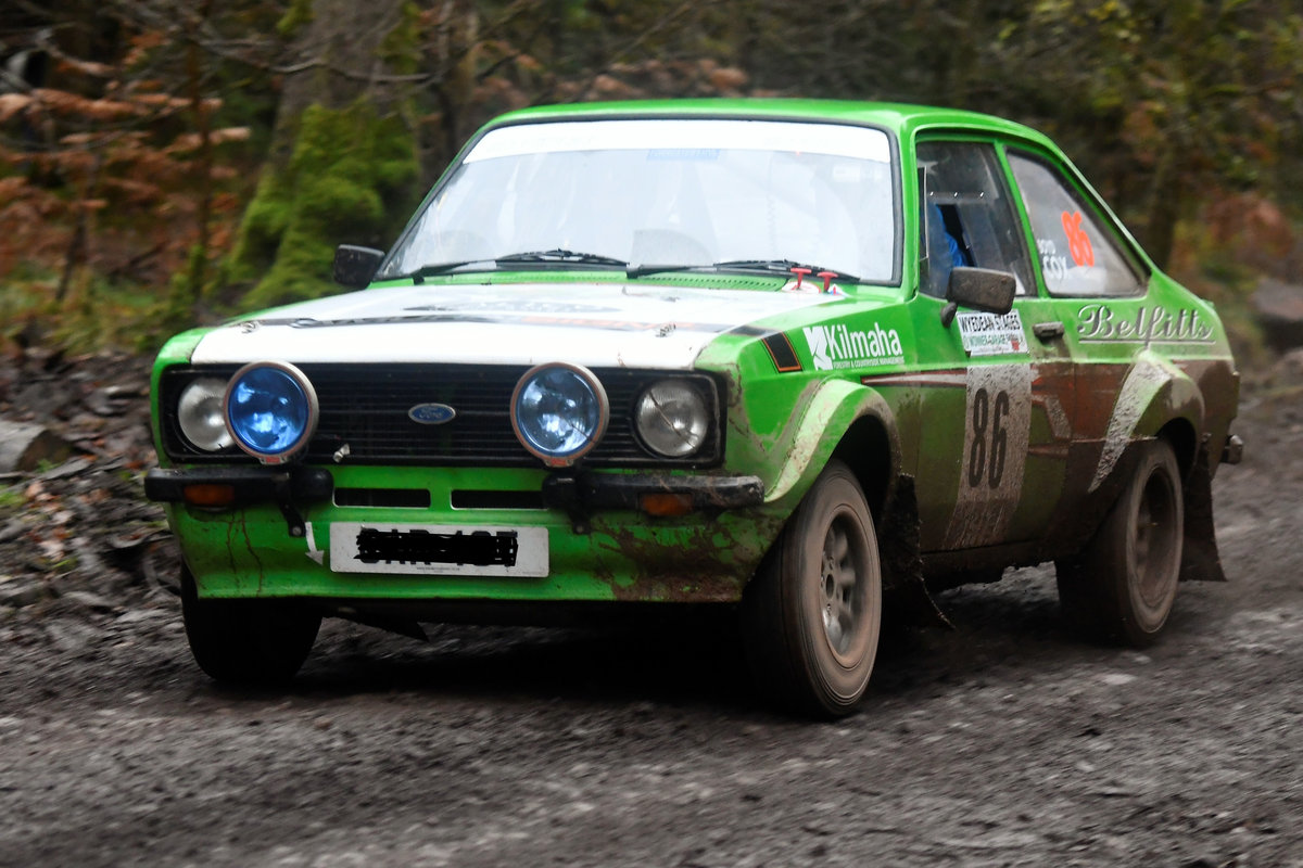 1972 MK2 Escort Group 4 Rally car ready to race SOLD (picture 6 of 6)