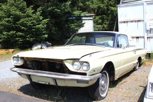 1965 Ford Thunderbird - Lot 906 For Sale by Auction