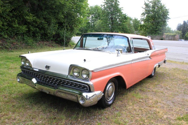 1959 Ford Fairlane  For Sale (picture 1 of 6)