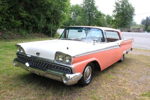 1959 Ford Fairlane - Lot 931 For Sale by Auction