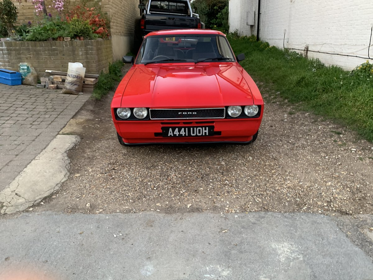 1983 2.9 Cosworth Capri For Sale (picture 1 of 6)
