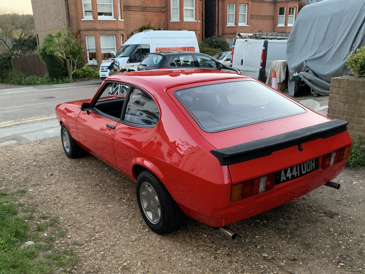 1983 2.9 Cosworth Capri For Sale (picture 2 of 6)