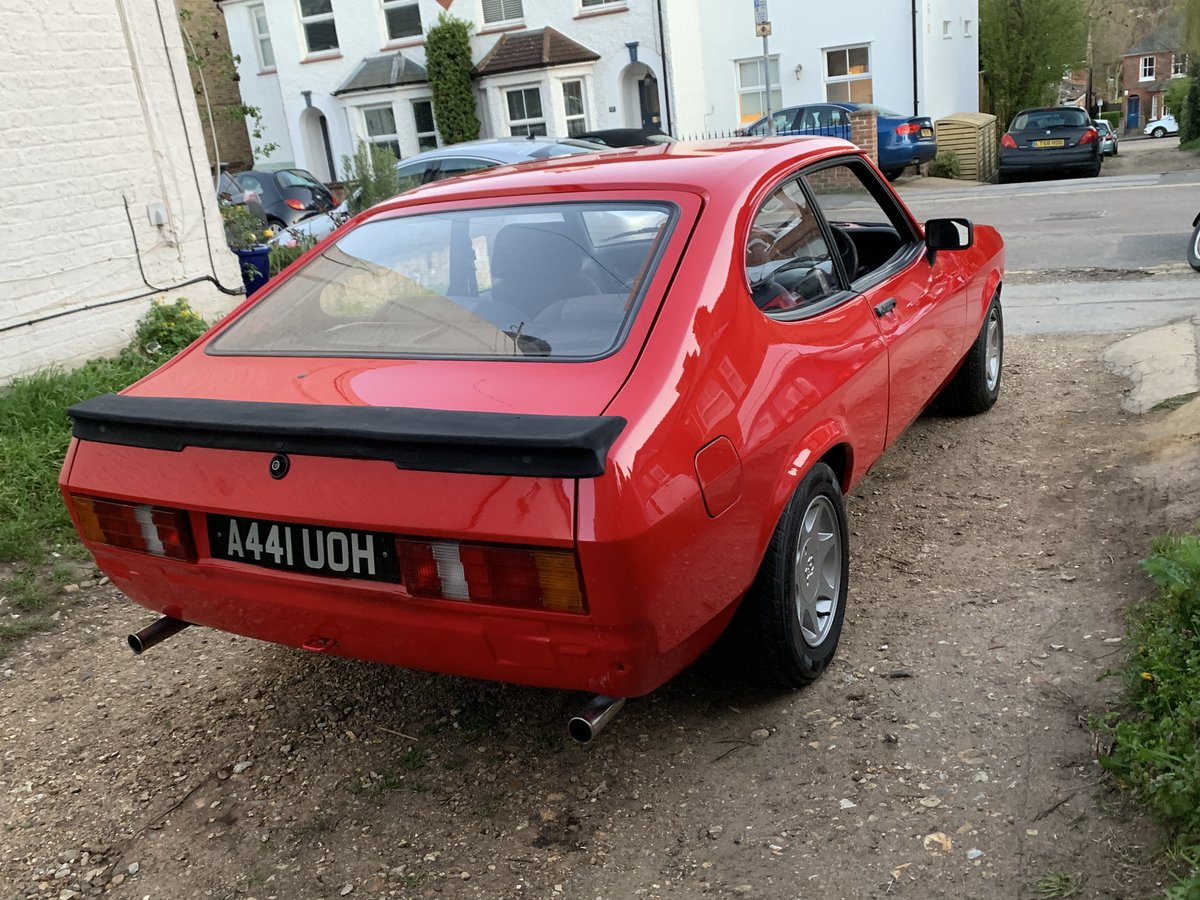 1983 2.9 Cosworth Capri For Sale (picture 3 of 6)