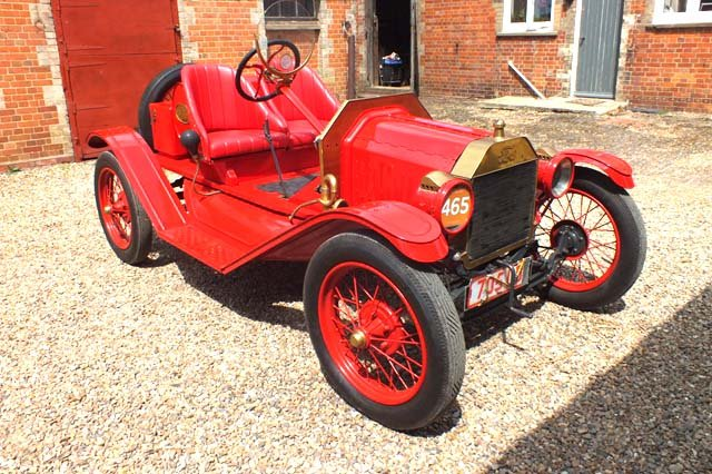 1914 A very good looking Model T Speedster in really fine order For Sale (picture 1 of 6)