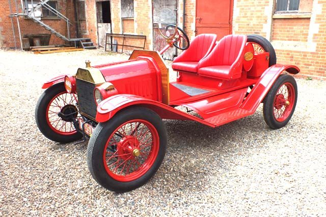 1914 A very good looking Model T Speedster in really fine order For Sale (picture 2 of 6)