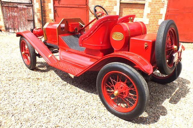 1914 A very good looking Model T Speedster in really fine order For Sale (picture 3 of 6)
