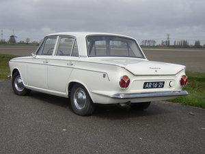 Ford Consul Cortina MK1 GT, 1963