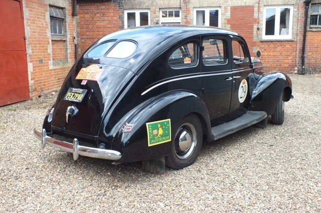 1940 This car has just arrived from the 2019 Peking-Paris event For Sale (picture 3 of 6)