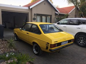 1980 ESCORT SPORT