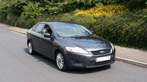 2007 Ford Mondeo 2.0 TDCI 140 6spd 57 plate