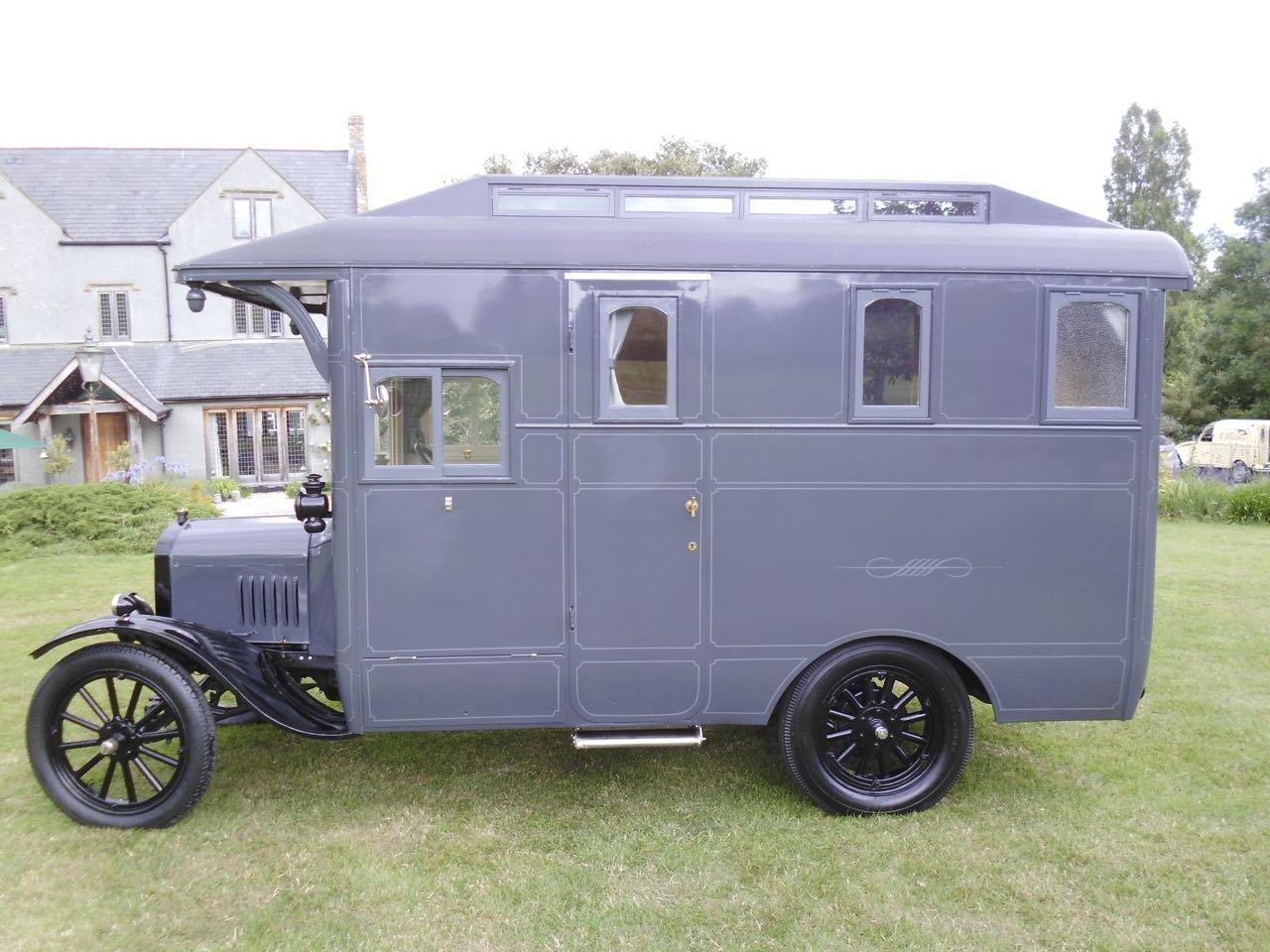 1922 Ford model T camper van SOLD (picture 2 of 6)
