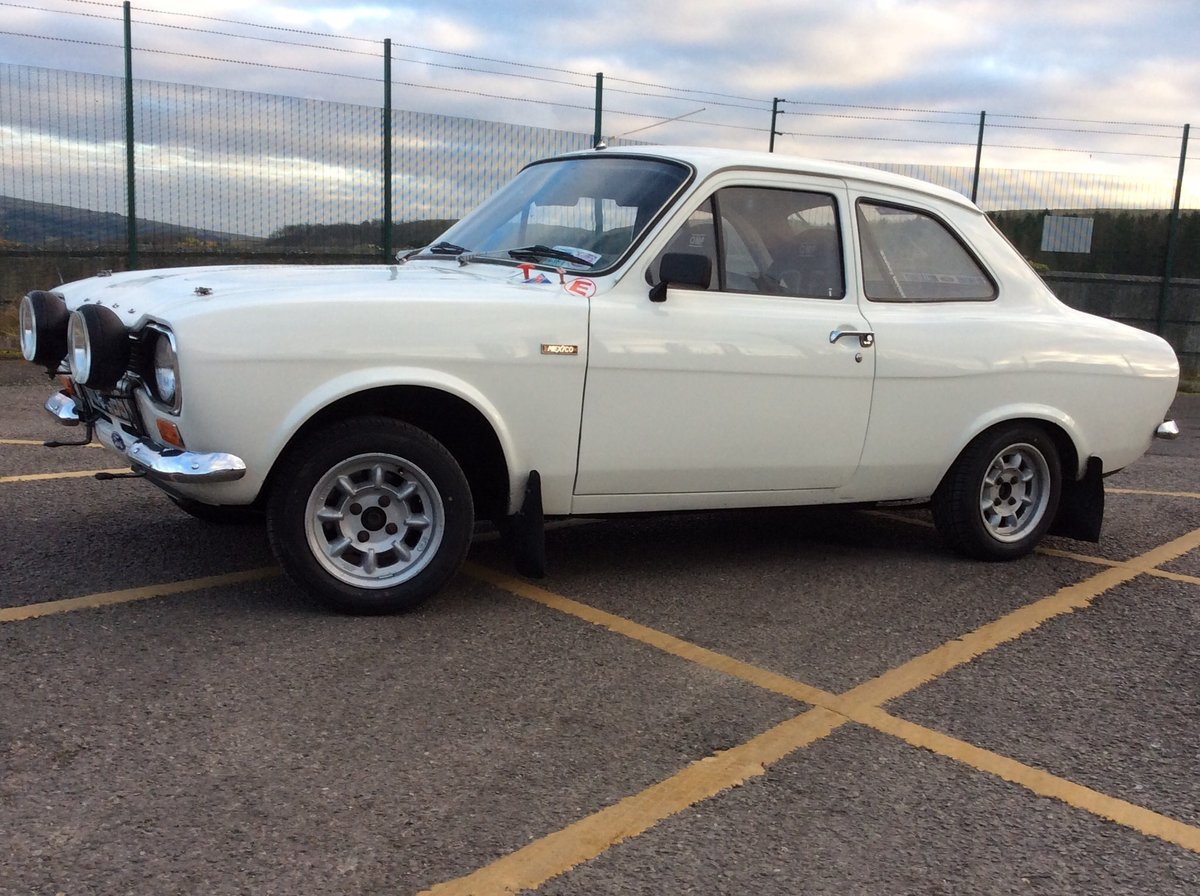 1972 Ford Escort MK1 For Sale (picture 1 of 6)