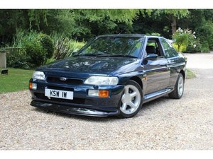 1996 Ford Escort 2.0 RS Cosworth Lux 4x4 3dr RARE LOW MILES EXAMP