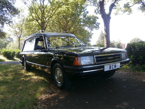 1982 FORD GRANADA 2.8 CARDINAL HEARSE FOR SALE  For Sale