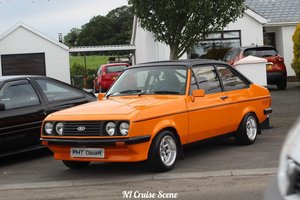 1976 Ford Escort MK2 RS2000 Cosworth For Sale