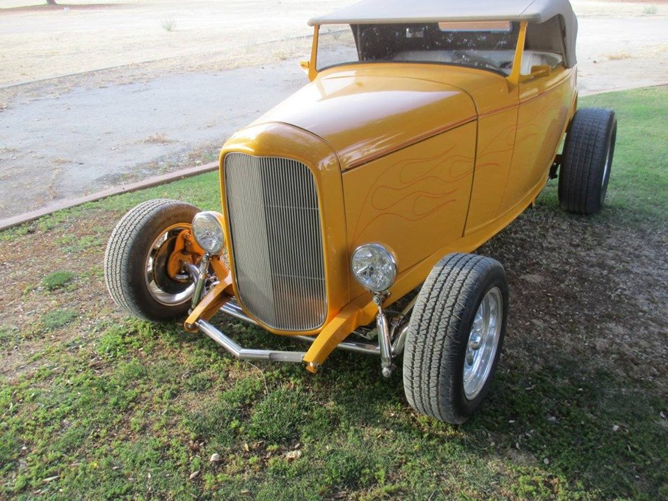 1932 Ford Roadster (Bakersfield, CA) $44,900 obo For Sale (picture 1 of 6)