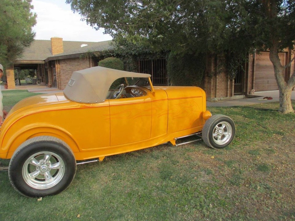 1932 Ford Roadster (Bakersfield, CA) $44,900 obo For Sale (picture 2 of 6)
