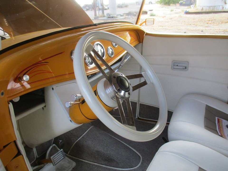 1932 Ford Roadster (Bakersfield, CA) $44,900 obo For Sale (picture 4 of 6)