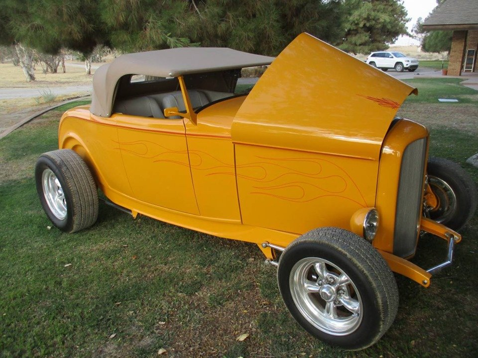 1932 Ford Roadster (Bakersfield, CA) $44,900 obo For Sale (picture 6 of 6)