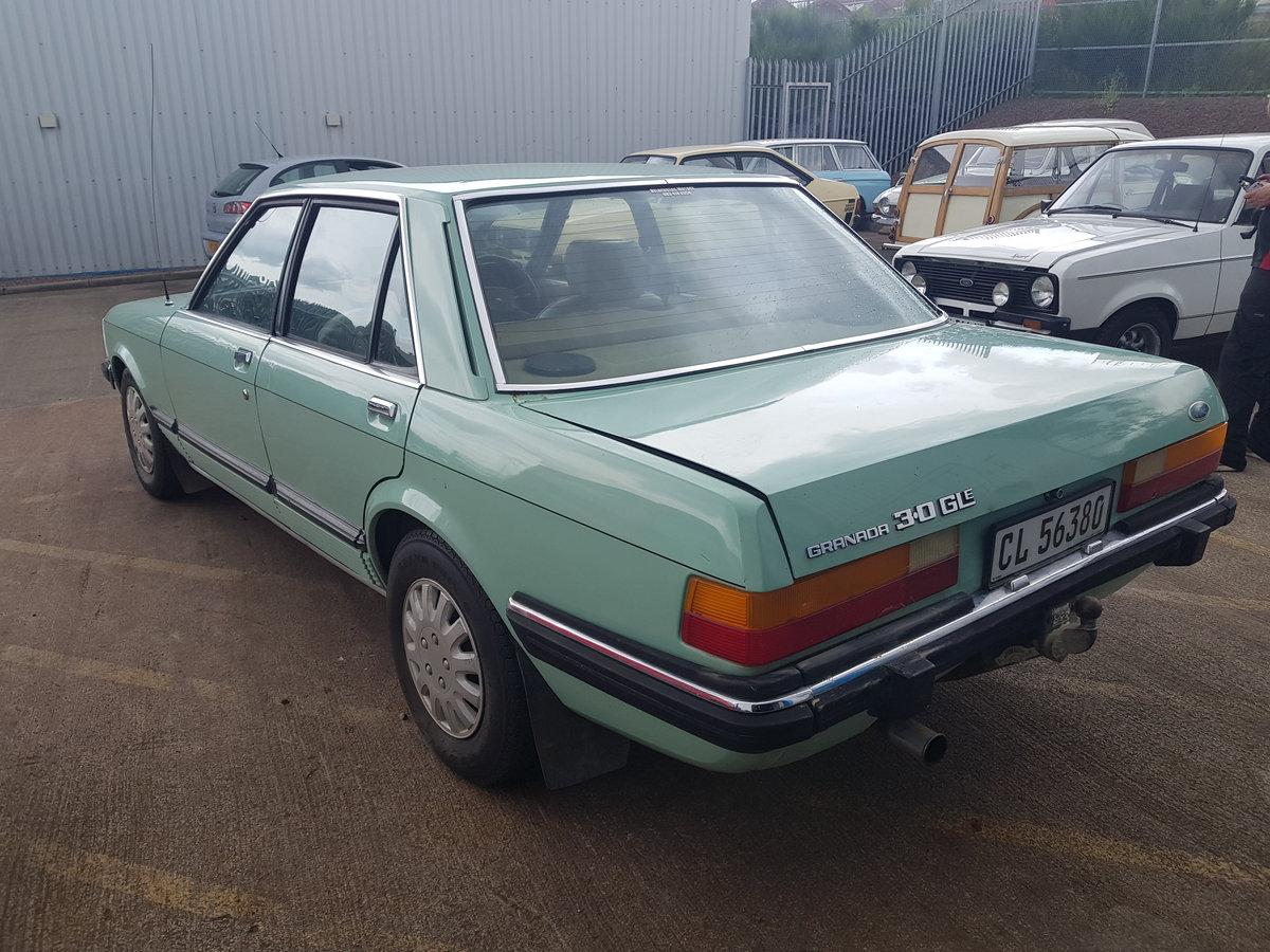1982 Ford Granada 3.0 GLE For Sale (picture 4 of 6)