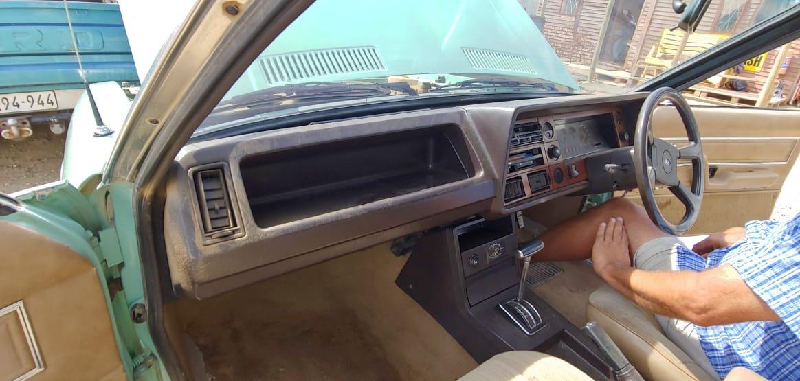 1982 Ford Granada 3.0 GLE For Sale (picture 6 of 6)