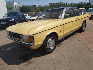 1976  Ford Granada 3.0 Coupe Auto