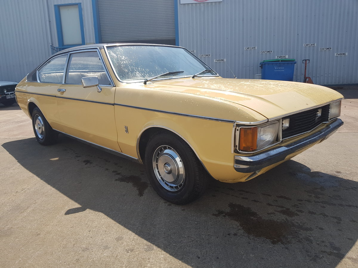1976 Ford Granada 3.0 Coupe Auto For Sale (picture 2 of 6)