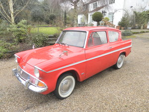 1966 FORD ANGLIA 'AWARD WINNING For Sale