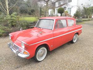 1966 FORD ANGLIA 'AWARD WINNING For Sale