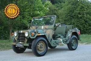 1972 Ford MUTT M151 A2