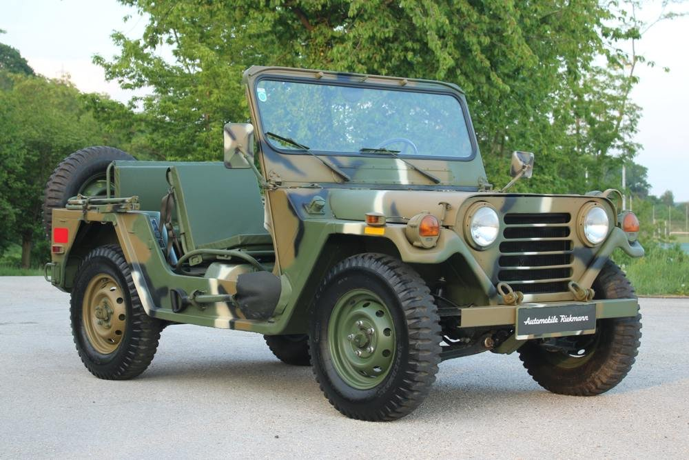 1972 Ford MUTT M151 A2 For Sale (picture 2 of 6)
