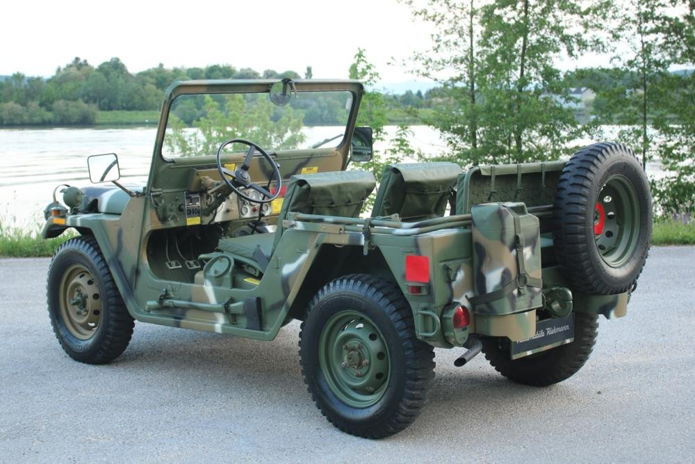 1972 Ford MUTT M151 A2 For Sale (picture 3 of 6)