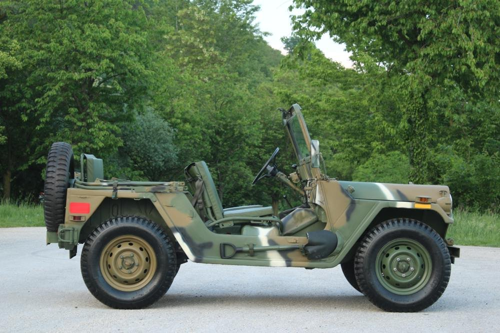 1972 Ford MUTT M151 A2 For Sale (picture 4 of 6)