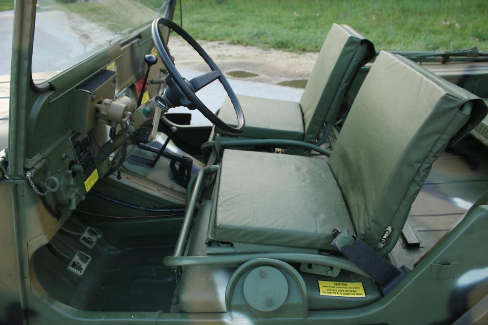 1972 Ford MUTT M151 A2 For Sale (picture 5 of 6)