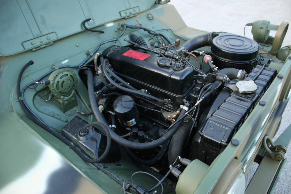 1972 Ford MUTT M151 A2 For Sale (picture 6 of 6)