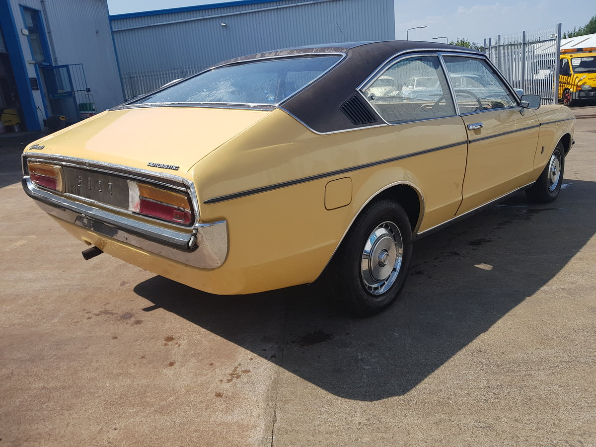 1976 Ford Granada 3.0 Coupe Auto For Sale (picture 4 of 6)