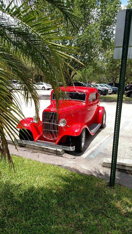 1932 Ford 3 Window Coupe (Boynton Beach, FL) $49,900 obo For Sale (picture 1 of 6)