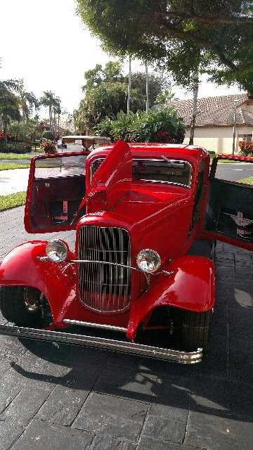 1932 Ford 3 Window Coupe (Boynton Beach, FL) $49,900 obo For Sale (picture 2 of 6)