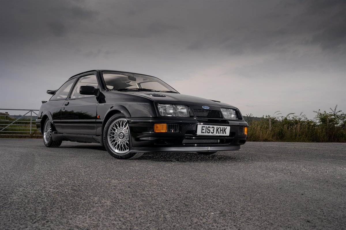 1987 Ford Sierra RS500 Cosworth - 007 of 500 For Sale (picture 1 of 6)