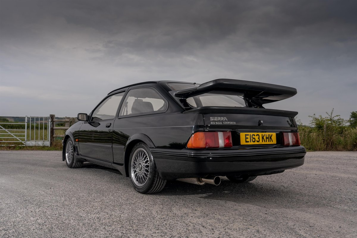 1987 Ford Sierra RS500 Cosworth - 007 of 500 For Sale (picture 2 of 6)